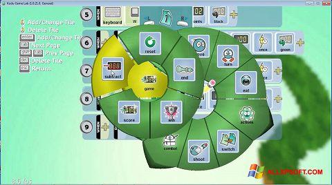 Screenshot Kodu Game Lab untuk Windows XP