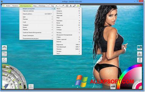 Screenshot ArtRage untuk Windows XP