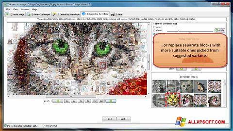 Screenshot Photo Collage Maker untuk Windows XP