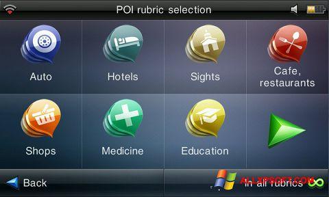 Screenshot VisiCon untuk Windows XP