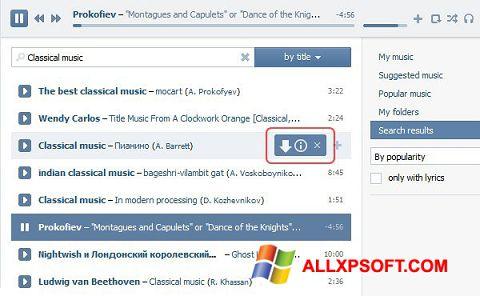 Screenshot SaveFrom.net untuk Windows XP