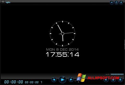 Screenshot Daum PotPlayer untuk Windows XP