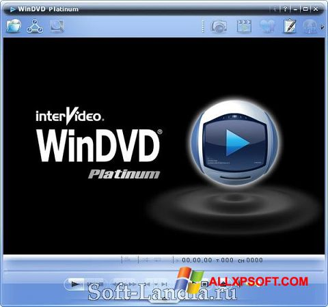Screenshot WinDVD untuk Windows XP