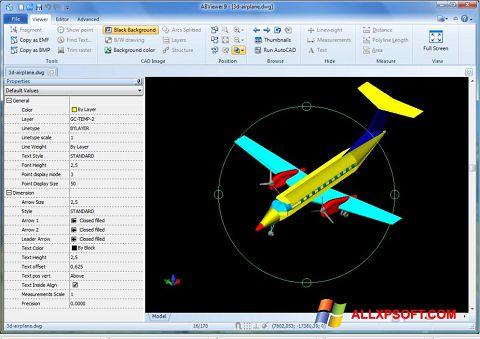 Screenshot ABViewer untuk Windows XP